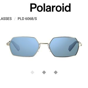 Polaroid PLD 6068/S Hexagonal Sunglasses